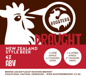Roosters-Draught