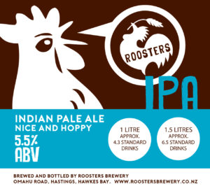 Roosters IPA