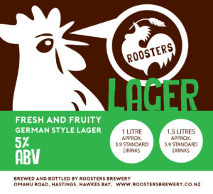 Roosters-Lager